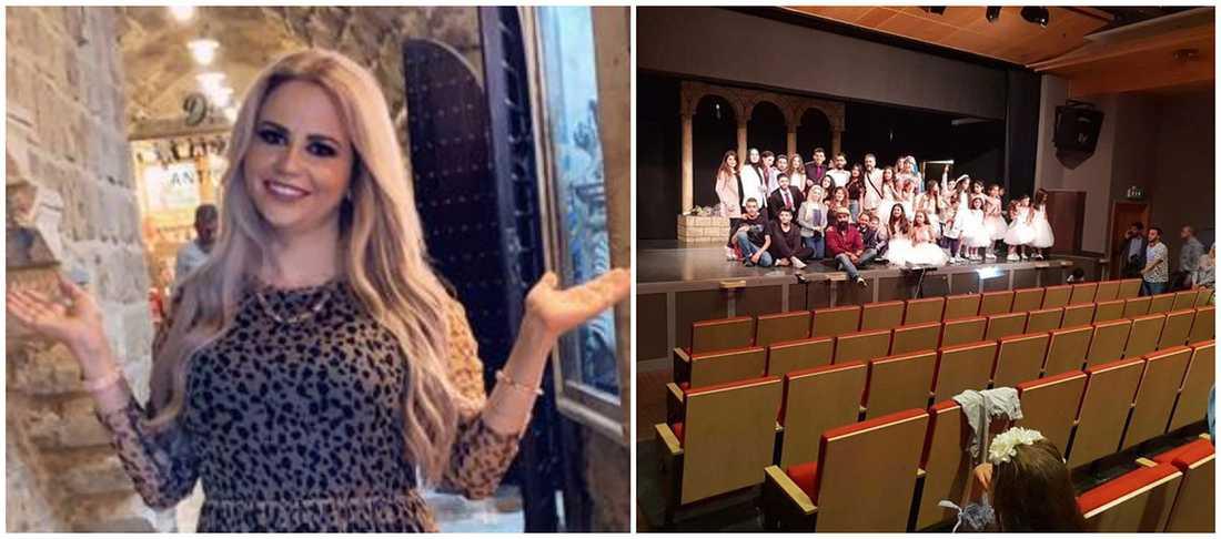 Diana Jowiead startade teatergruppen Glädjen i Tjörns kommun. Där kan barn och unga få ett sammanhang och få bättre självförtroende.