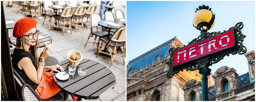 Det går att leva på en liten budget i Paris.