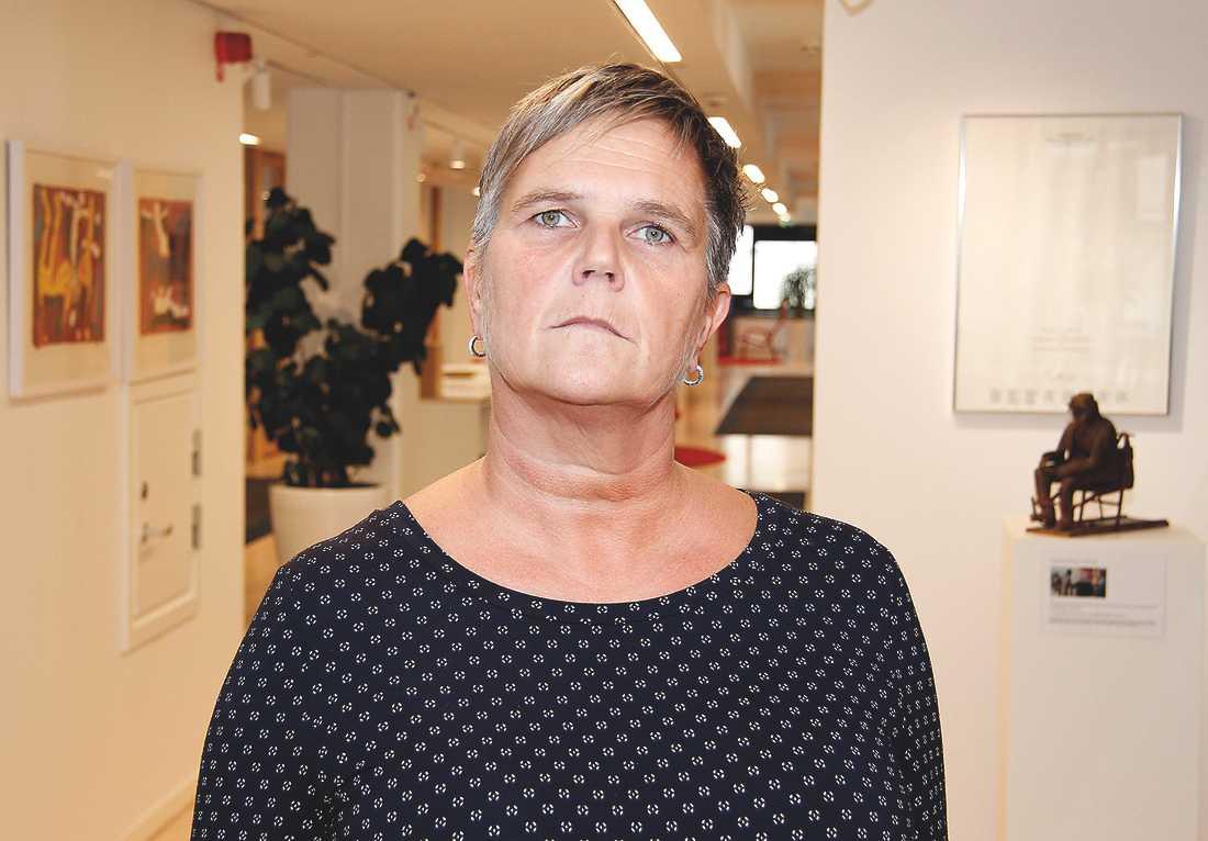 Margaretha Johansson, ombudsman på fackförbundet Kommunal är kritisk mot assistansföretaget.
