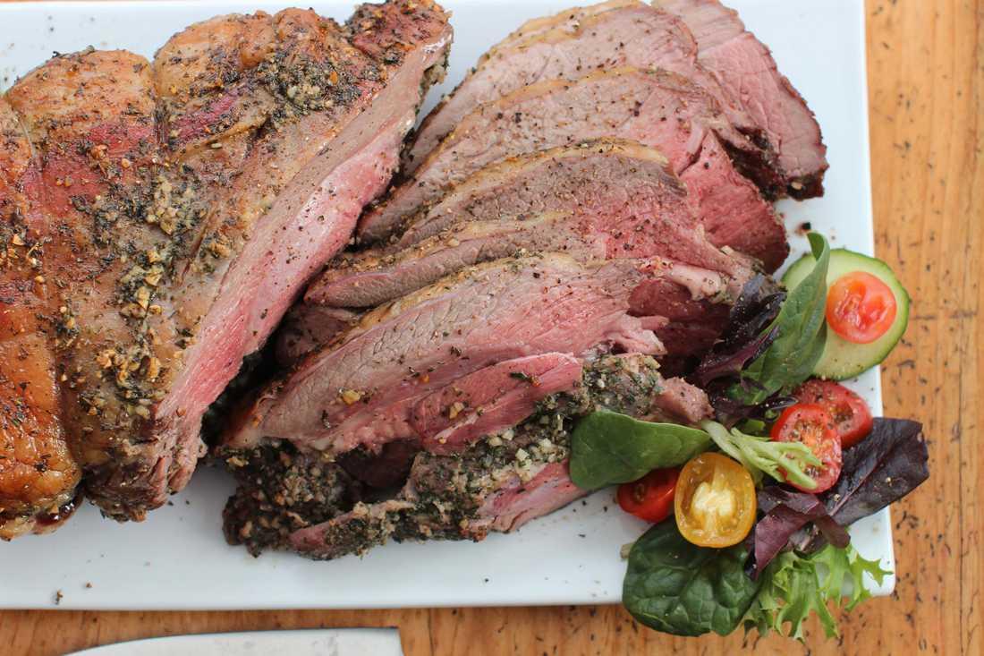 Lammkött förhoppningsvis befriat från bakterier som orsakar sjukdom. Arkivbild.