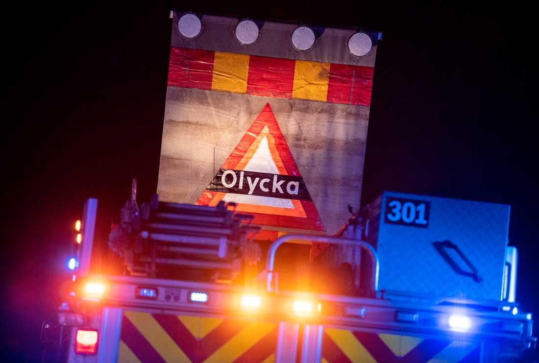 En ung pojke har förts till sjukhus sedan han blivit påkörd i en trafikolycka i Malmö. Arkivbild.