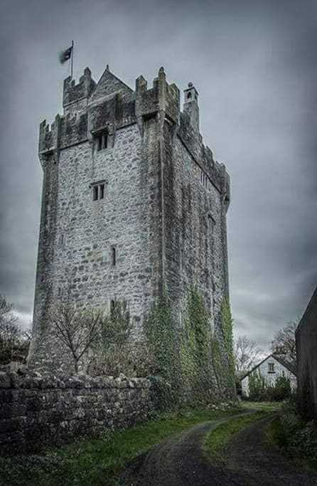 Caherkinmonwee castle