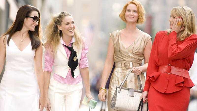"""""""Sex and the city"""" kommer tillbaka – snart spelas en ny film in."""