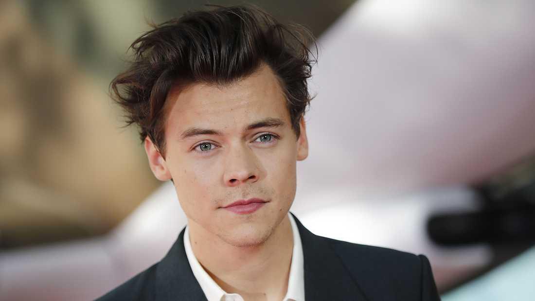 Harry Styles toppar listan med sin hit.