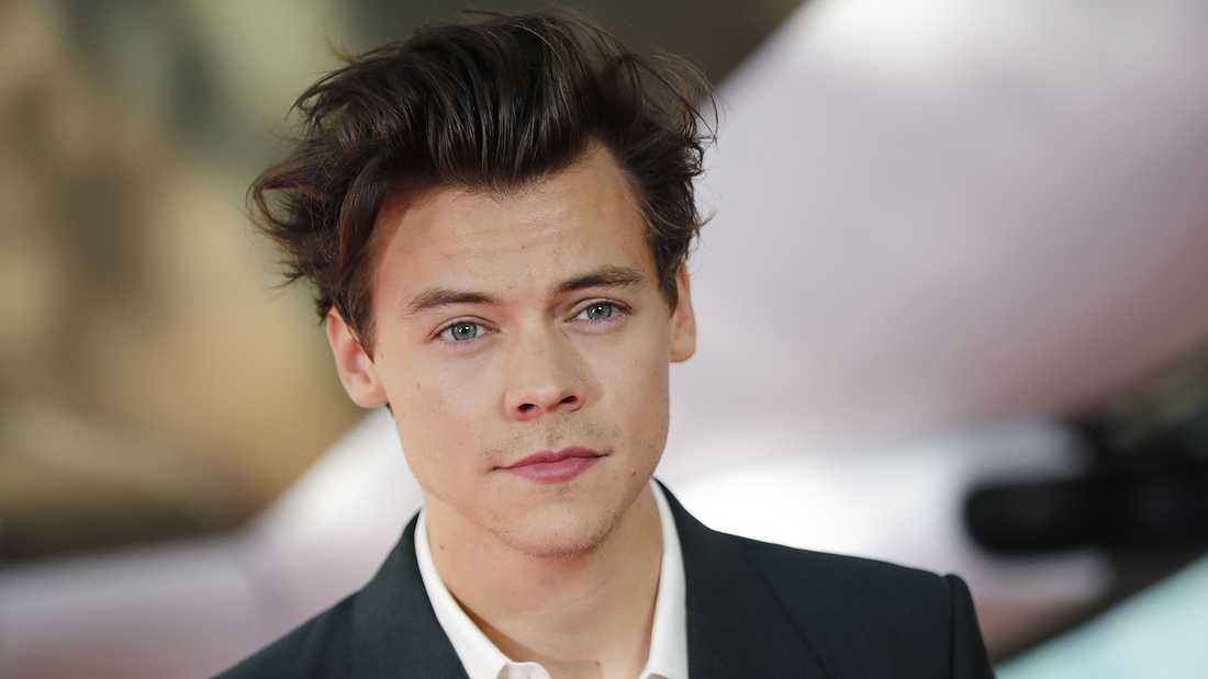 Harry Styles toppar listan med sin hit.