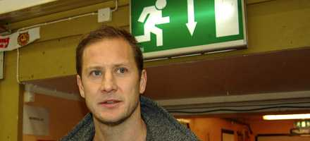 Magnus Arvedsson får lämna Bofors efter en dålig inledning.