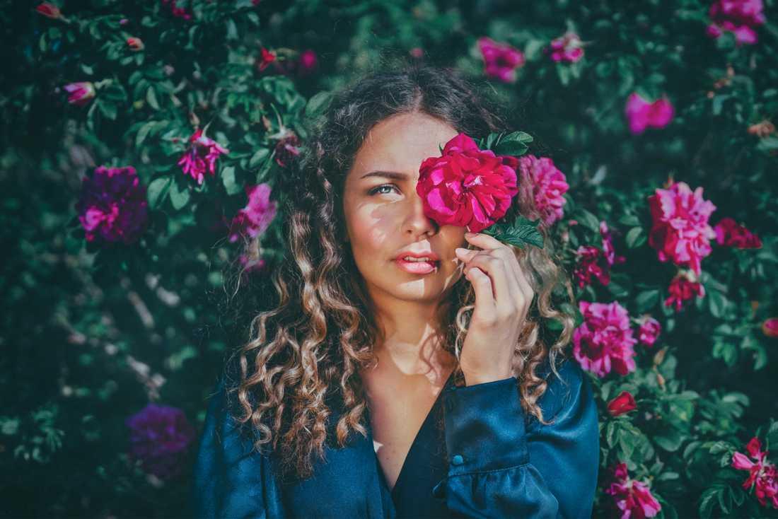 Natalie Carrion är en av de artister som flyttat sin konsert till nätet.
