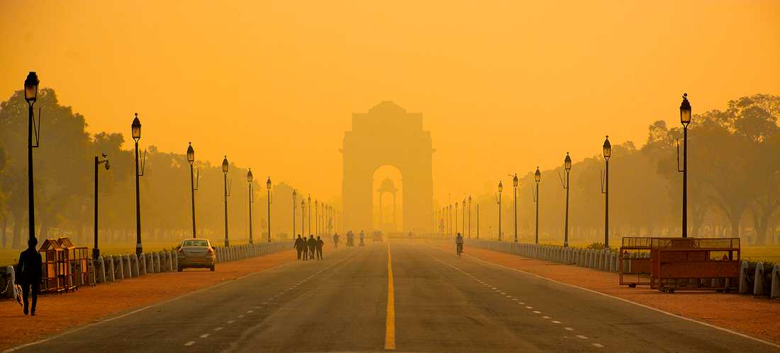 New Dehli i Indien är den billigaste storstaden i världen i höst. Här är de andra billigaste storstäderna.