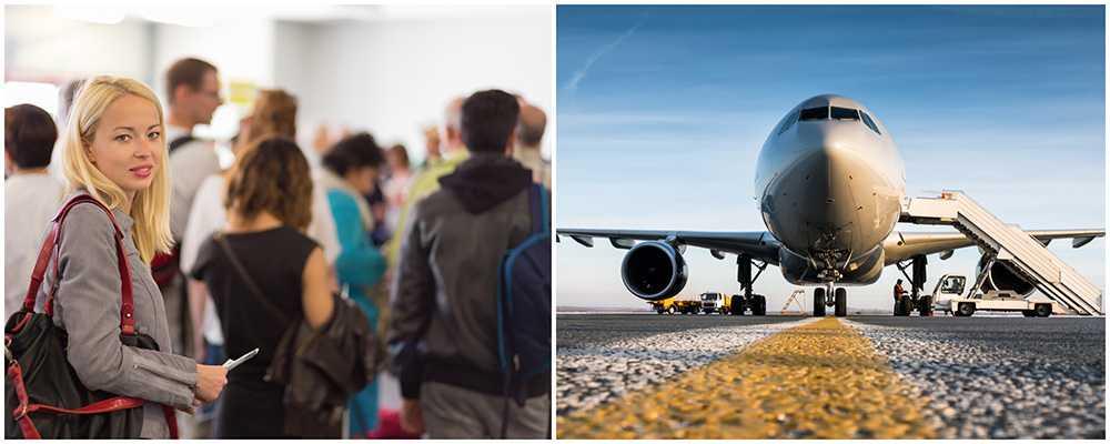 Rekordmånga tog flyget förra året. Men nu syns en tydlig avmattning.