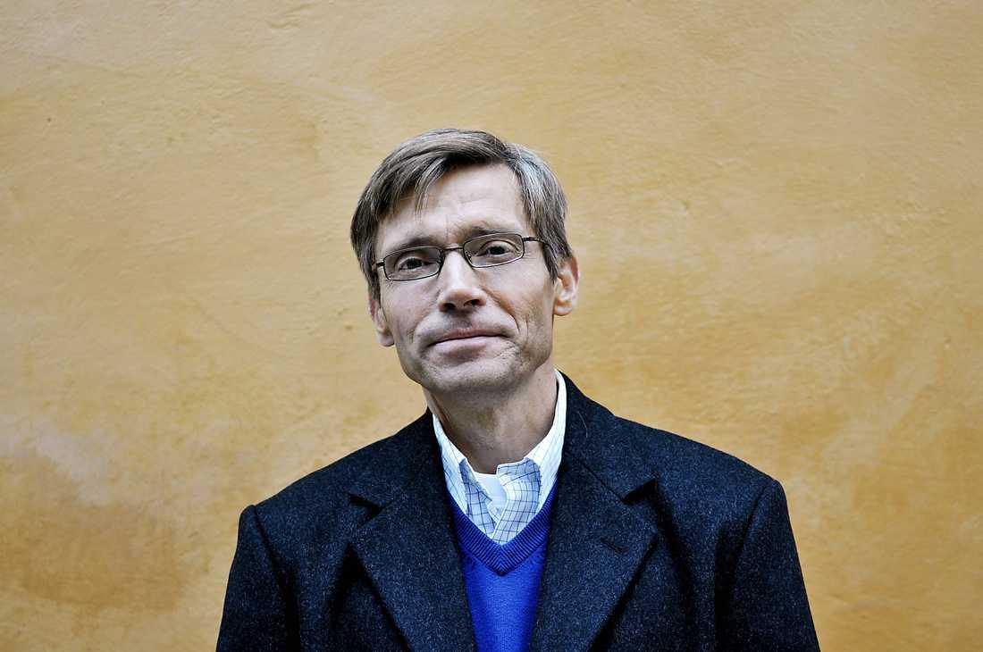Per Svensson, journalist på Sydsvenska Dagbladet.