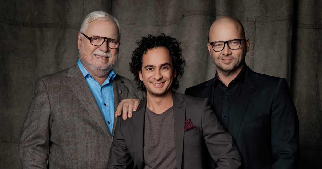 Gamla juryn fick kritiker att anklaga TV4 för bristen av kvinnor i rutan.