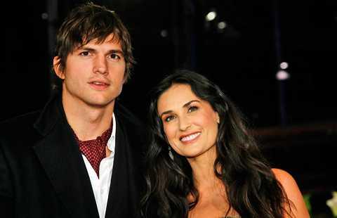 Dödskära? Demi Moore är gift med 15 år yngre Ashton Kutcher. Enligt ny forskning löper kvinnor gifta med yngre män större risk att dö jämfört med någon som gifter sig med någon jämnårig.