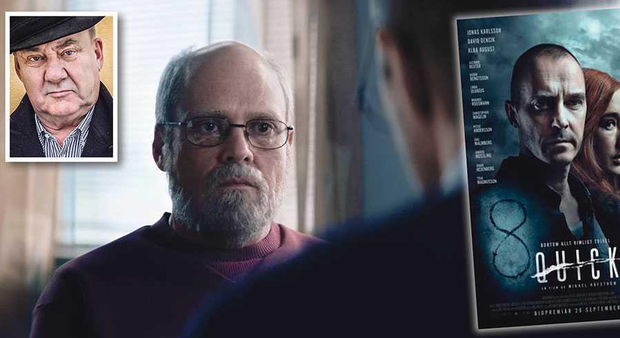 """David Dencik spelar Sture Bergwall i nya filmen """"Quick"""". Publiken har ingen möjlighet att uppfatta vad som är fakta eller rena påhitt i filmen, skriver Christer van der Kwast."""