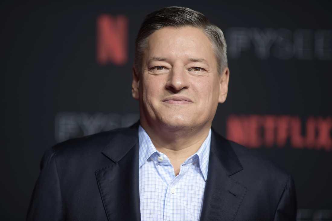 Netflix innehållschef Ted Sarandos uppger att företaget kan sluta filma i Georgia, om delstatens skärpta abortlagar träder i kraft. Arkivbild.
