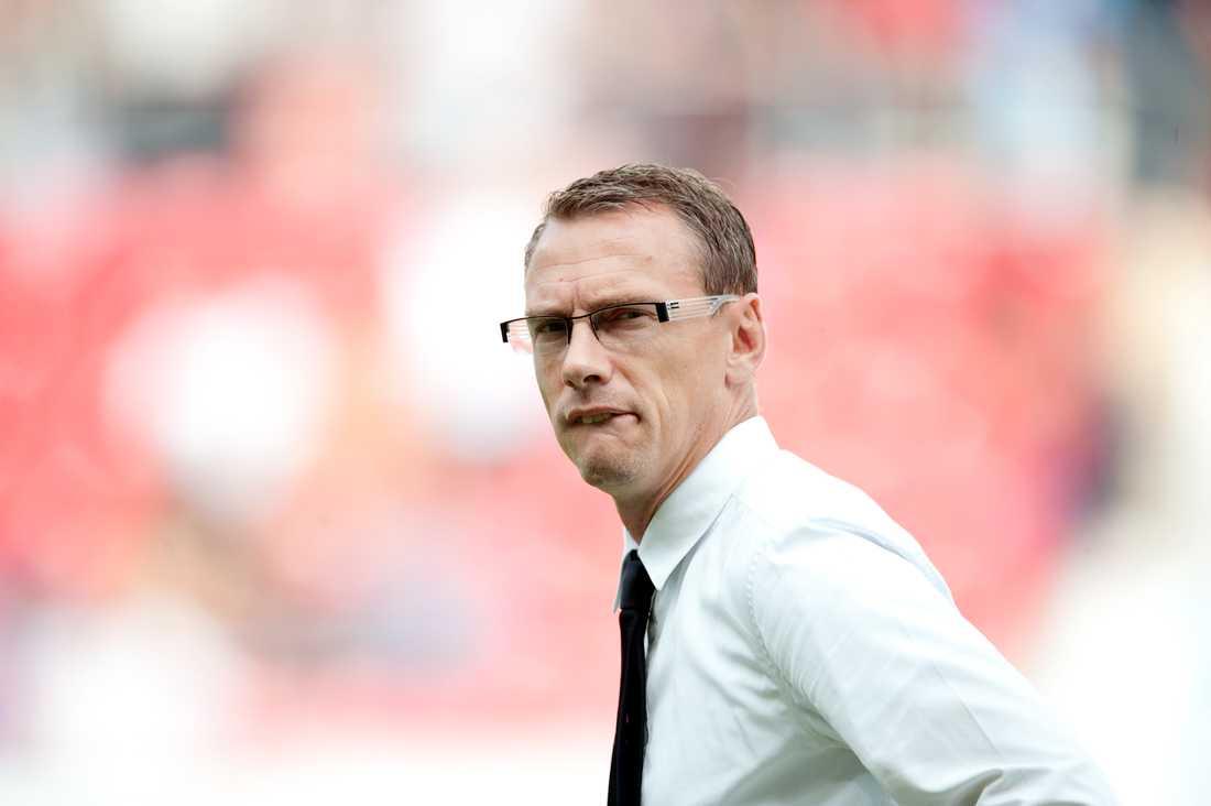 Jonas Olsson dementerar att han är aktuell att ta över IFK Göteborg.