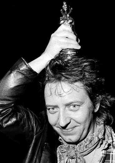 Ulf Lundell 1981.
