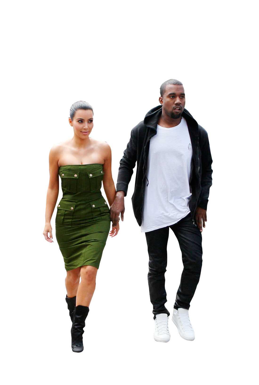 Realitystjärnan Kim vann Kanyes hjärta, men svårare var det med Beyoncés.