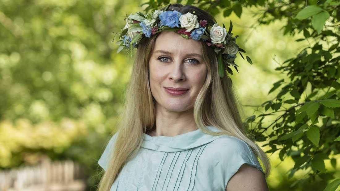 Operasångerskan Malin Byström.