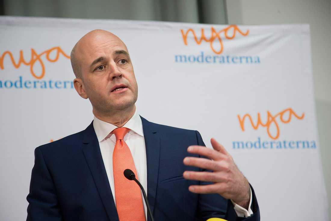 Reinfeldts tal är dagens stora händelse på Moderaternas Sverigemöte.