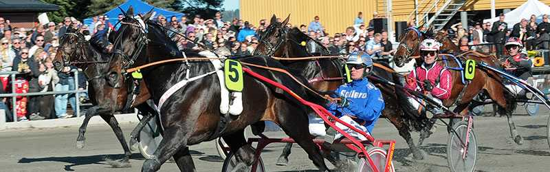 Oasis Bi och Björn Goop speedar hem Klosterskogen Grand Prix via open stretch.