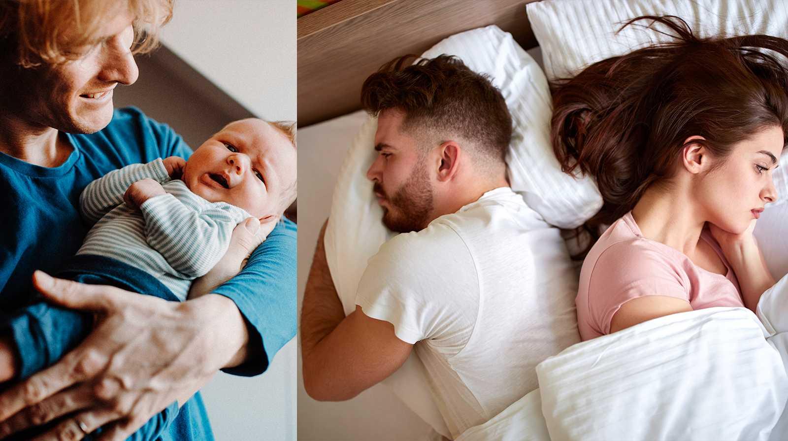 Sämre för relationen om pappor inte tar ut sin föräldraledighet, enligt studie.