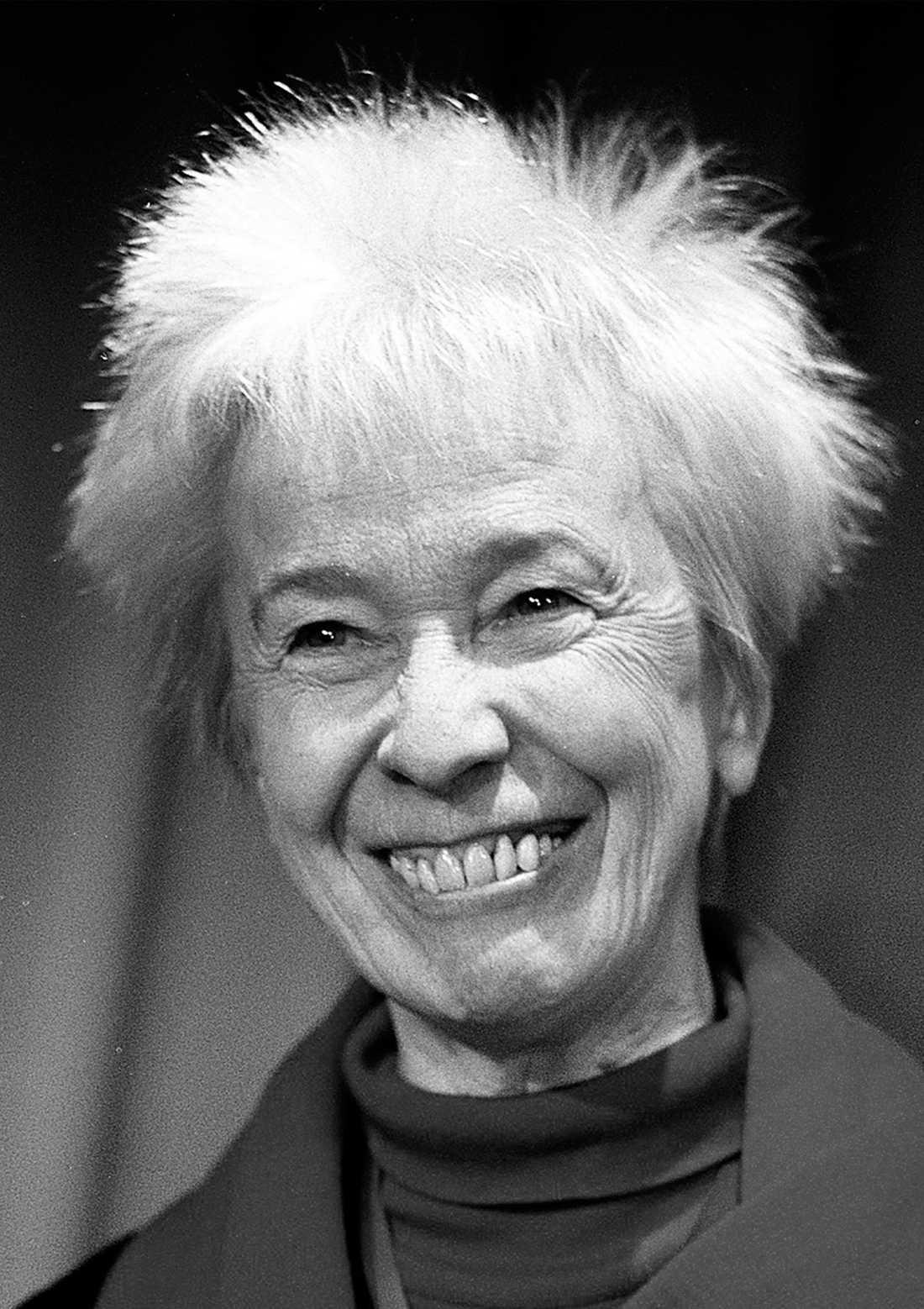 Sara Lidman, författare (1923-2004).