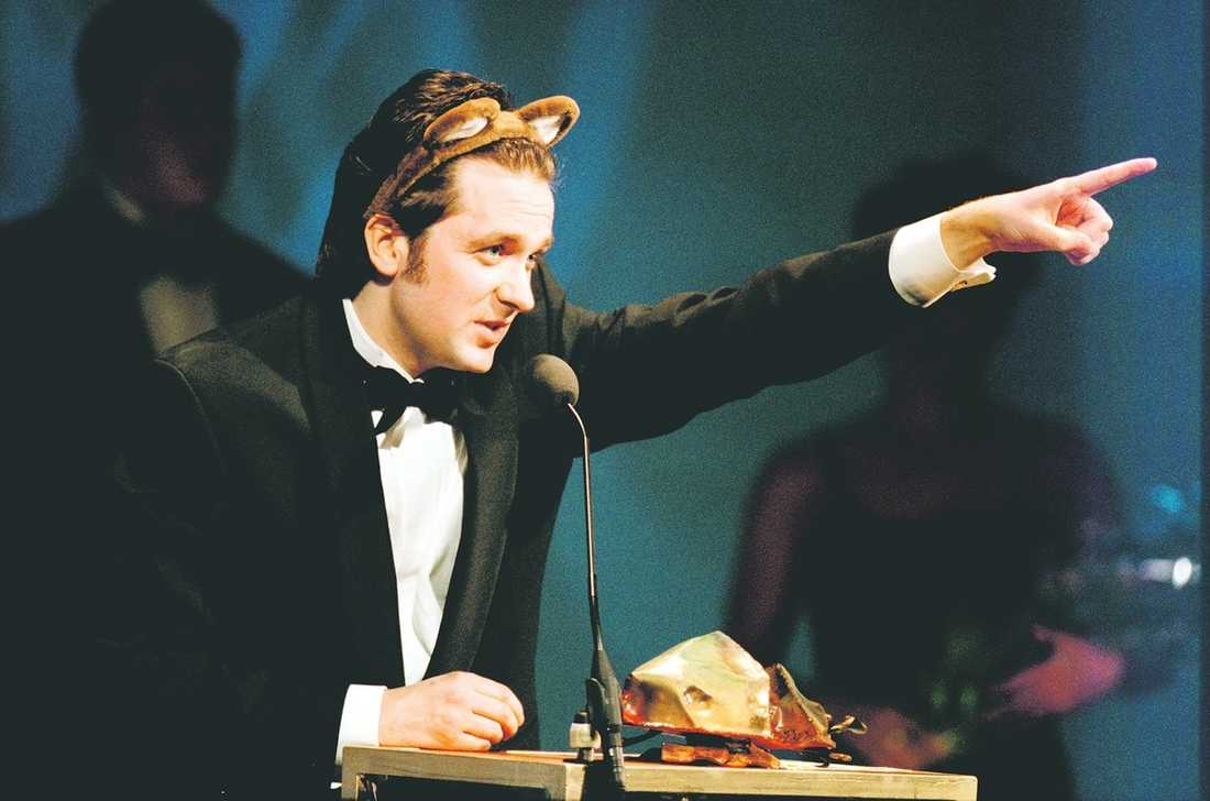 1999 – det berömda talet på Guldbaggen.