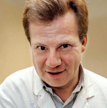 Stefan Arver,  överläkare på Centrum för andrologi och sexualmedicin på Karolinska.