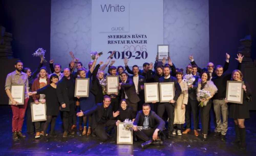 White guide – 2019 års vinnare.