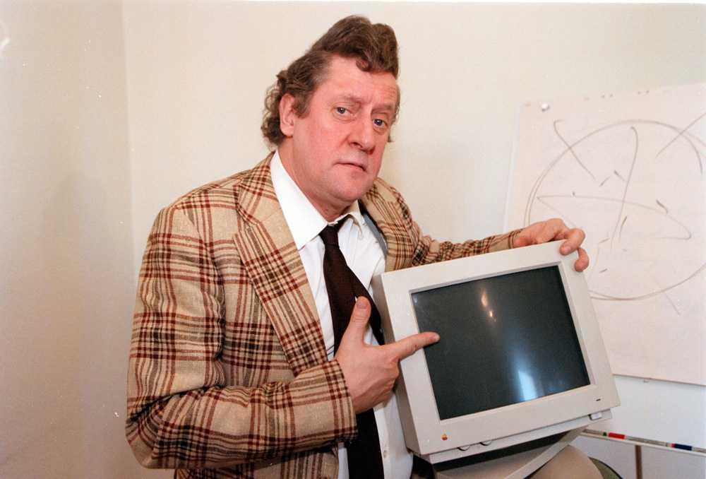 1997 Kurt Olsson - alter egot som Lasse Brandeby alltid återvände till.