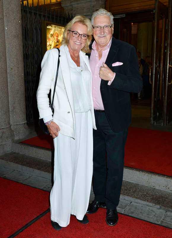 Birgitta och Magnus Härenstam.