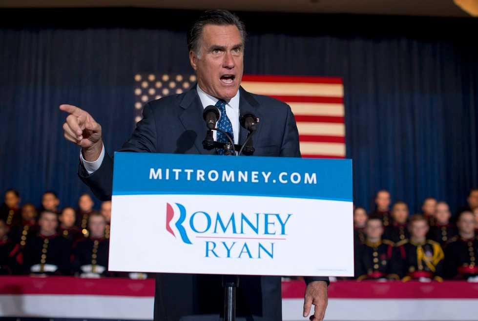 Hårdare utrikespolitisk linje med Romney som president? Eller fortsätter han på Obamas inslagna väg?