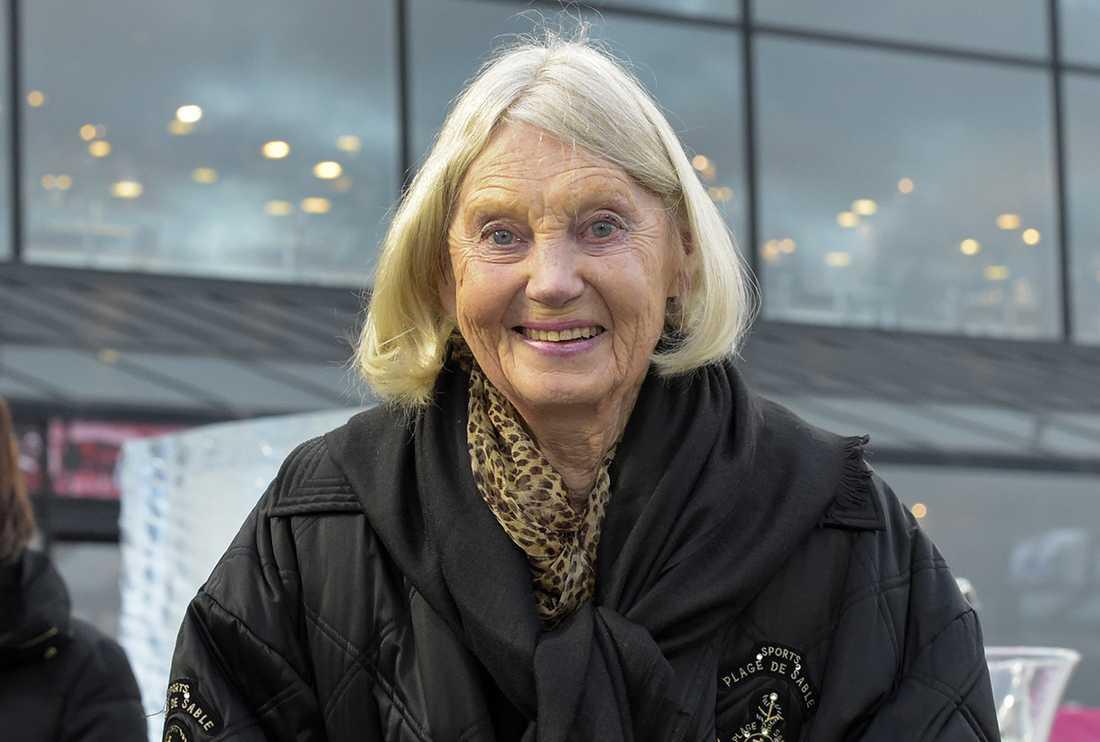 Margareta Wallenius-Kleberg.