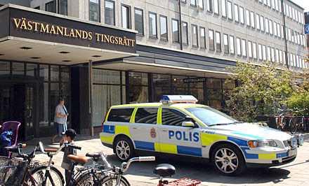 Västmanlands tingsrätt.