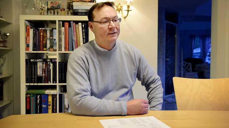 Slår ifrån sig kritiken Dennies Pettersson, 39, har aldrig dömts för bedrägeri. Däremot har han varit misstänkt i flera härvor.