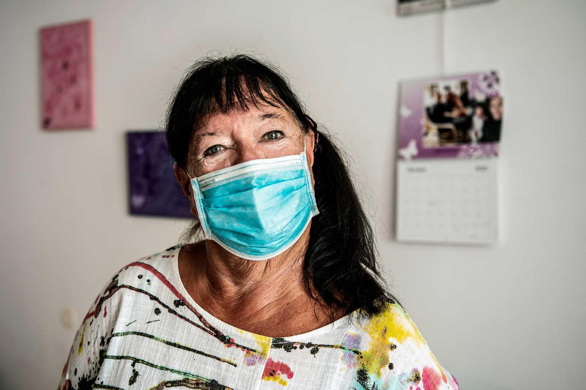 """""""Här känner vi oss tryggare"""", säger Ewa Murman."""