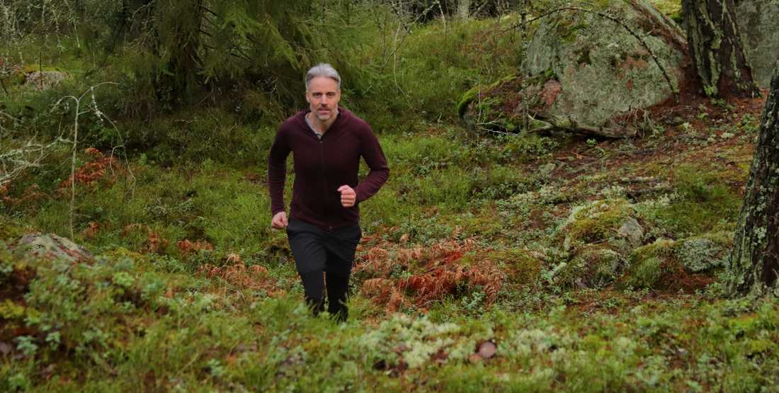 """Biträdande statsepidemiologen Anders Wallensten har kommit ut med boken """"Hälsogåtan""""."""