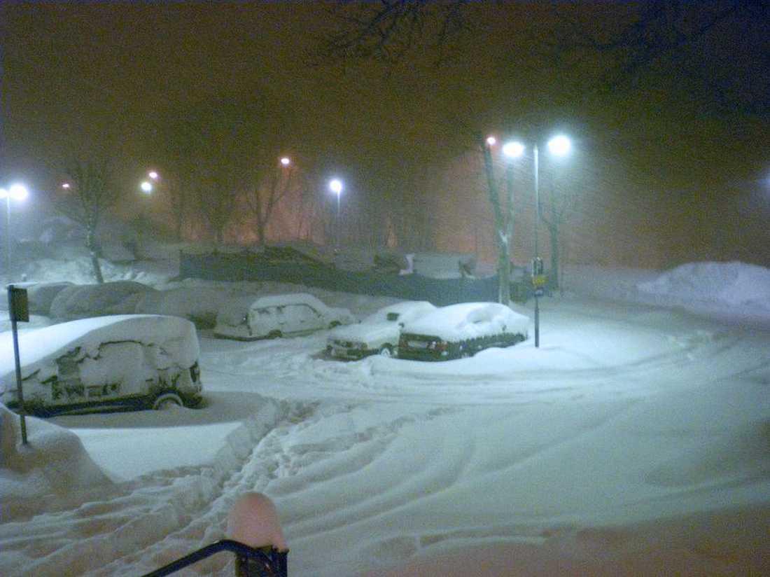 Uddevalla november 2010.