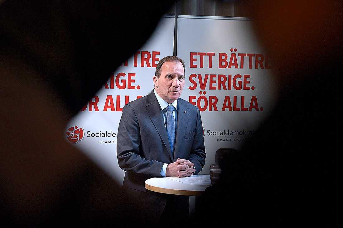 ALLA SKA MED Om S vill nå 40 procent igen måste Stefan Löfven bredda partiet åt alla håll – samtidigt. Han måste lyfta in någon som miljömupparna kan älska, någon som feministerna kan respektera och någon som kan tala med SD:s väljare.