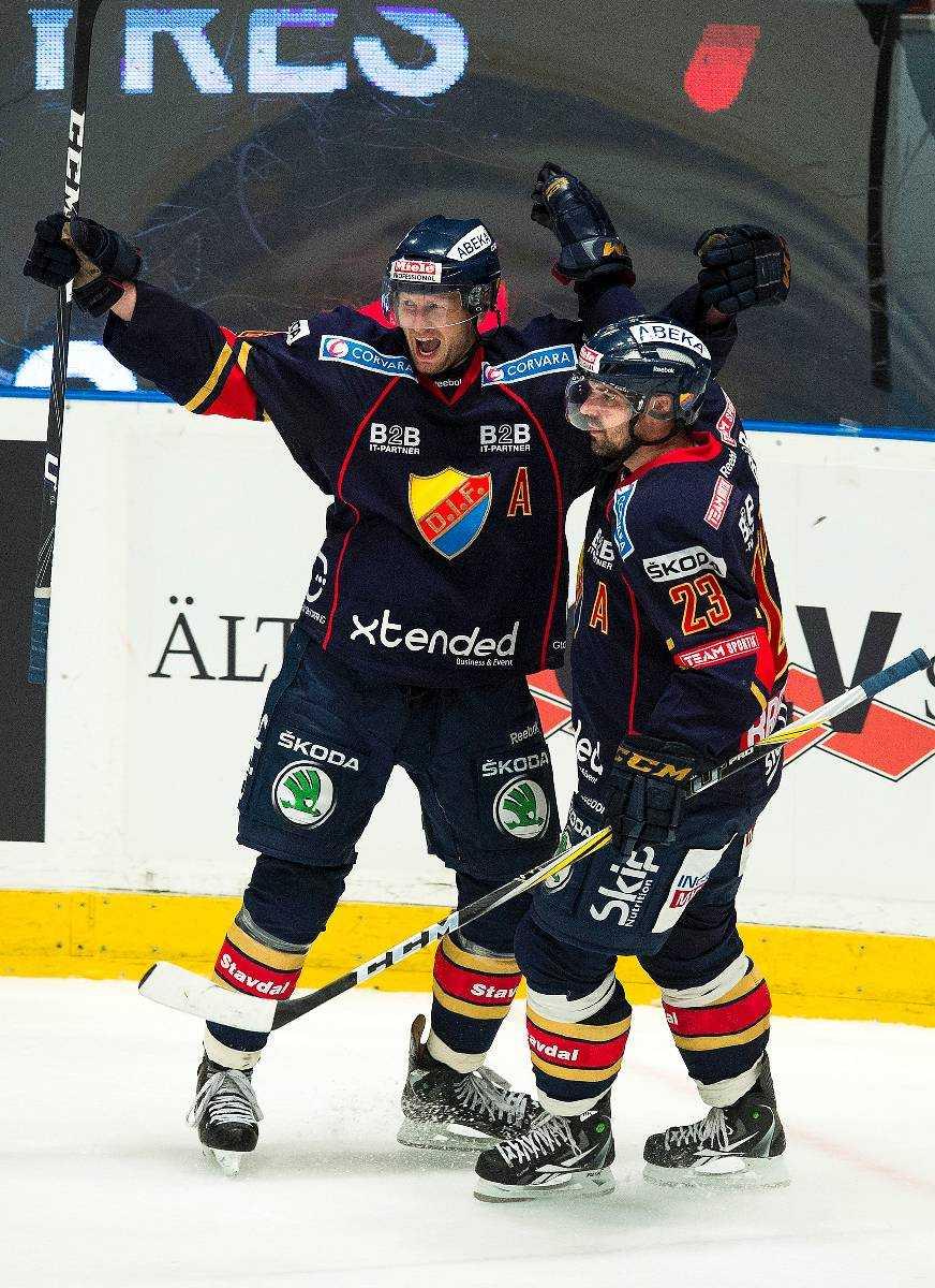 Djurgården och Michael Holmqvist är fyra poäng bokom Karlskoga. I dag möts lagen i Nobelhallen.