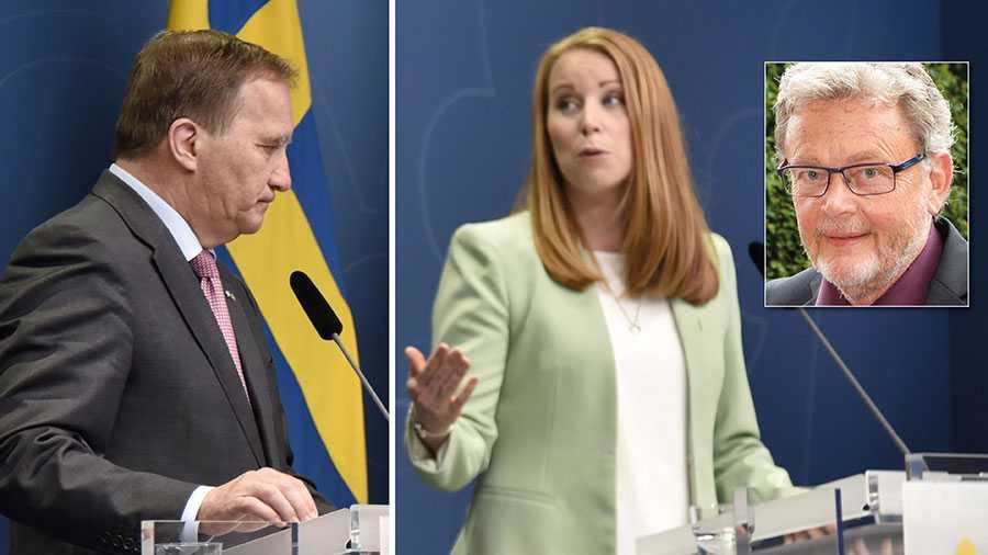 Löfven och Lööf hävdade att de gått Dadgostar till mötes. Det hade dom inte. Och det är helt legitimt att inte göra det. Men inte att ljuga om saken. Vilket de visste att de gjorde, skriver Birger Schlaug.