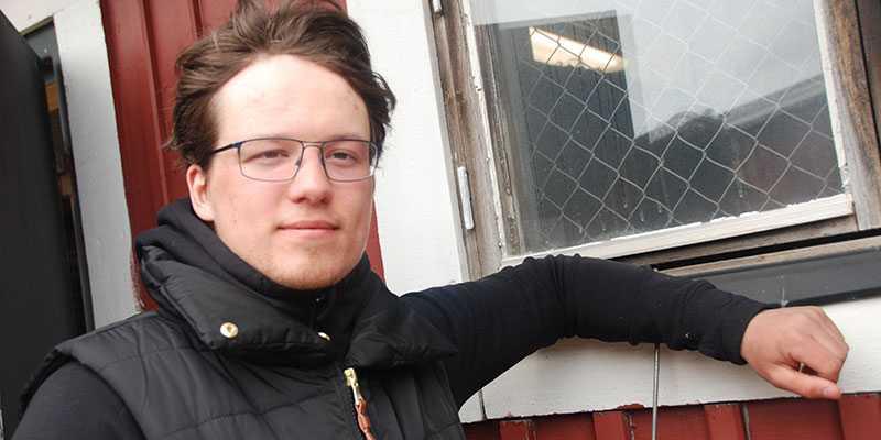 Oscar Berglund.