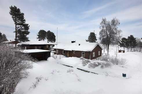 Norrbotten – Dyrast Bergnäset, 122 m², 3 975 000 kronor