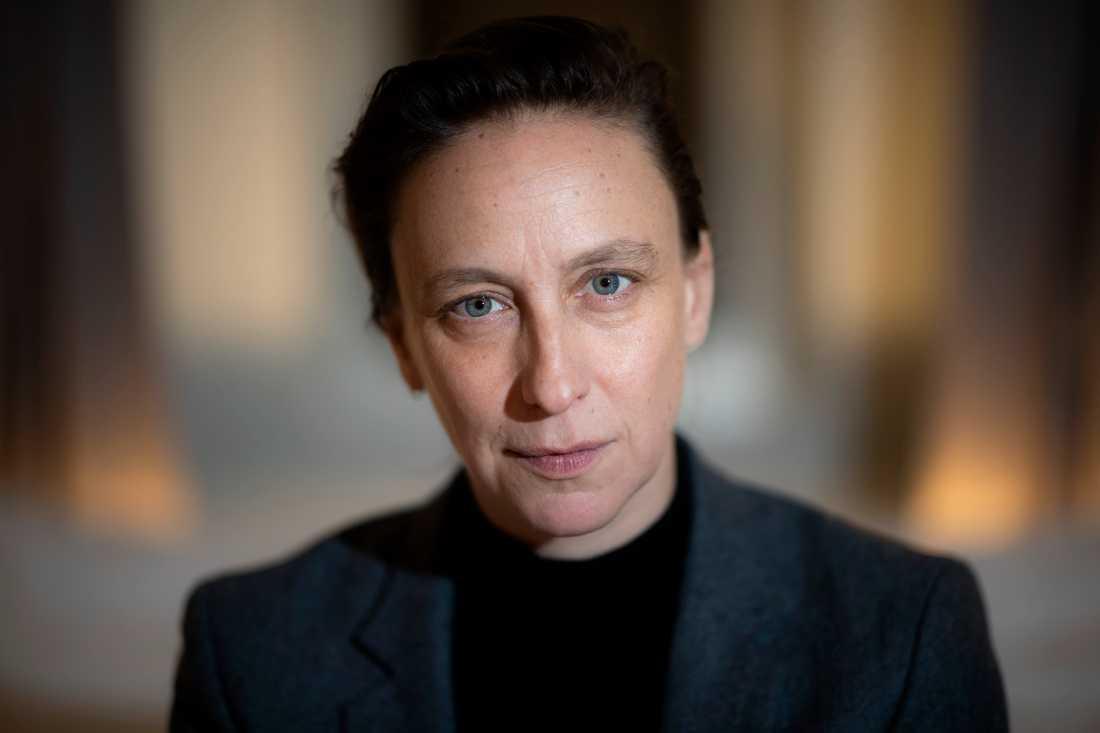 """Regissören Céline Sciamma tävlar i Berlin med kommande filmen """"Petite maman"""". Arkivbild."""