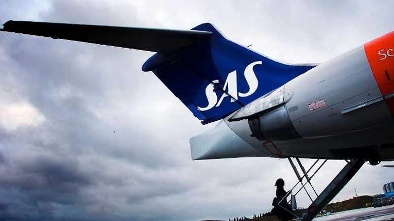 SAS flyger vidare men  de anställda får betala dyrt.
