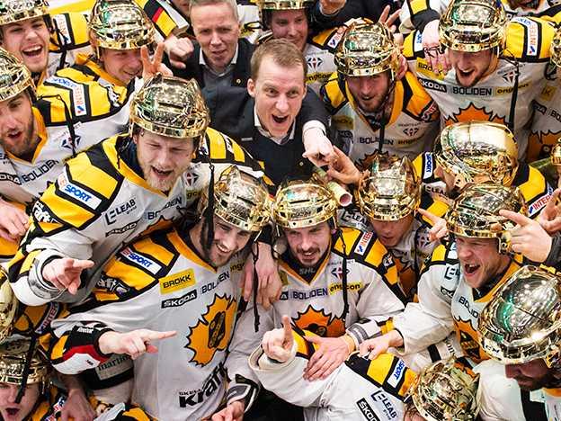 Skellefteås finalkross 2014 – matchen som befäste gulddynastin