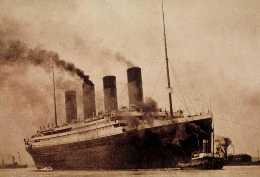 Titanic sjönk 1912. Nu kan även Harland and Wolff, som byggde fartyget, gå under.
