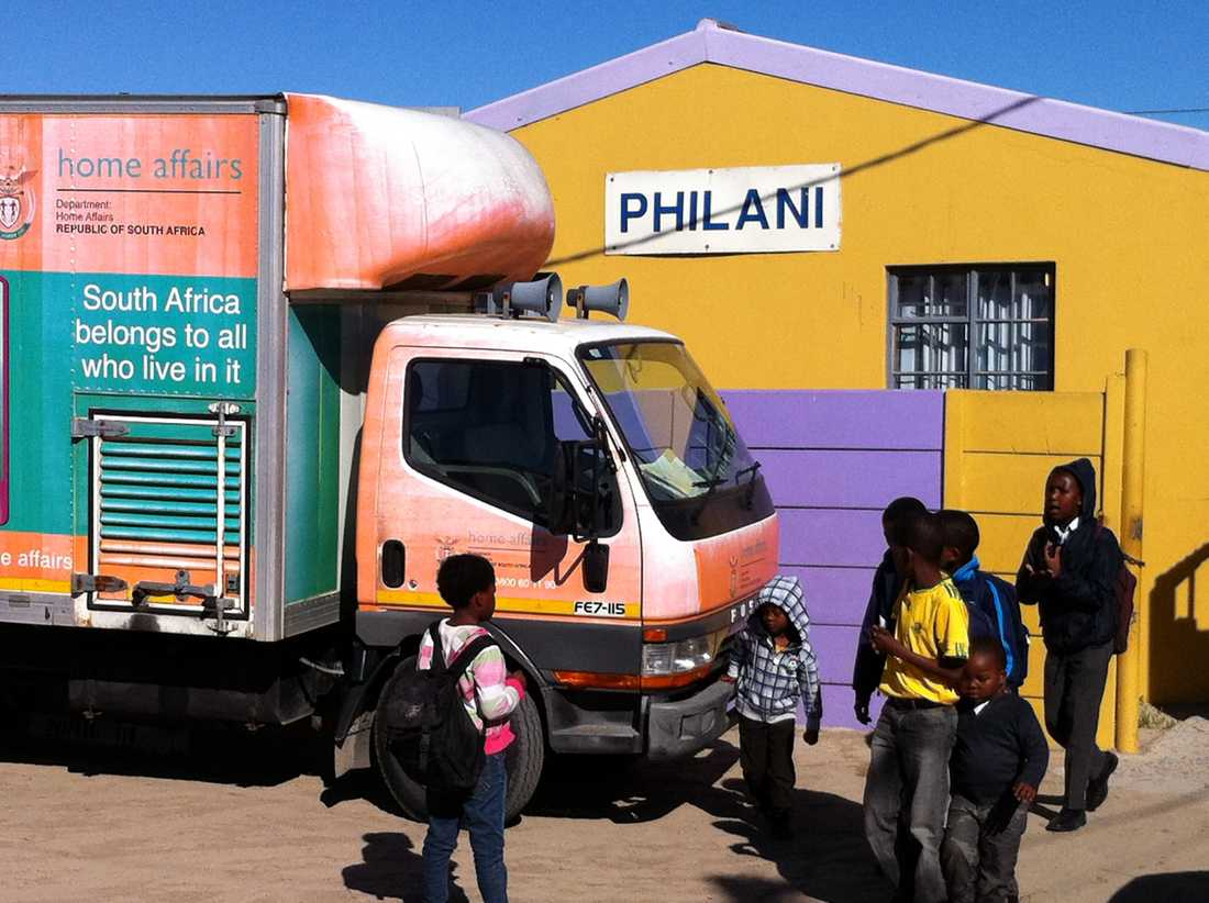 Philanis kliniker hjälper mammor och barn med deras hälsa.