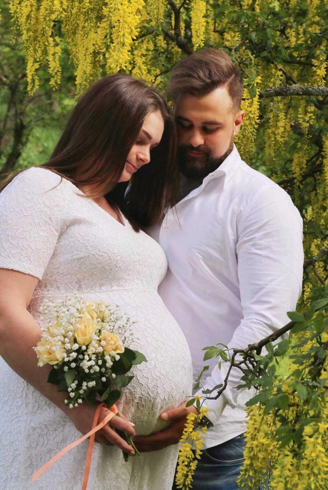 Emellie och Robert berättar om sina tankar kring sex innan och efter de fick barn.
