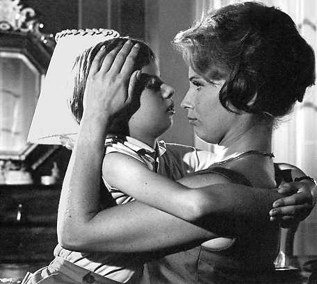 """""""Tystnaden"""", 1963."""